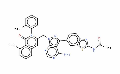 PI3Kγ inhibitor 1