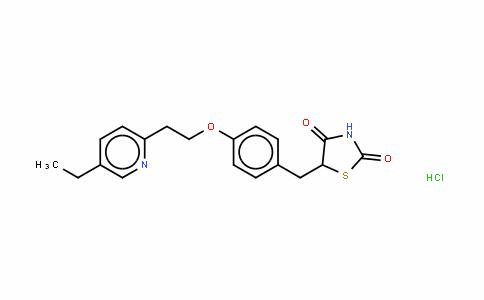 Pioglitazone (hydrochloride)