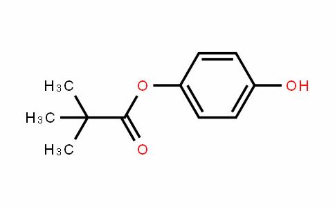 Pivalic acid, p-hydroxyphenyl ester (6CI)
