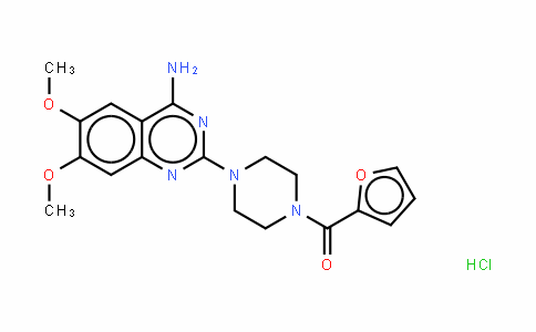 Prazosin (hydrochloride)