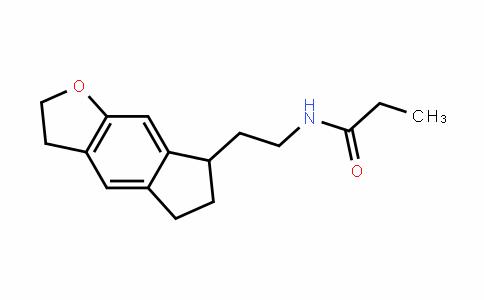 PropanaMide, N-[2-(3,5,6,7-tetrahydro-2H-indeno[5,6-b]furan-7-yl)ethyl]-