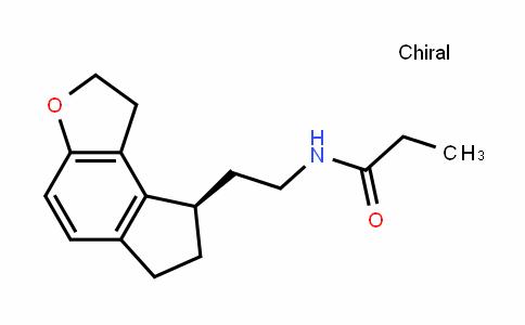 PropanaMide, N-[2-[(8R)-1,6,7,8-tetrahydro-2H-indeno[5,4-b]furan-8-yl]ethyl]-