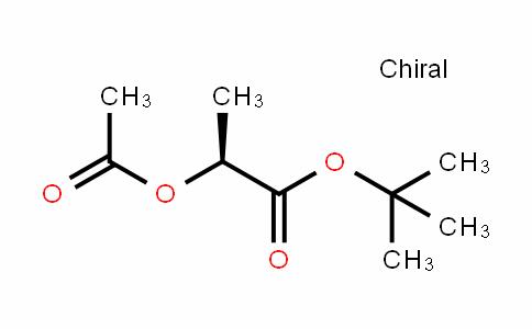 Propanoic acid, 2-(acetyloxy)-, 1,1-dimethylethyl ester, (2S)-