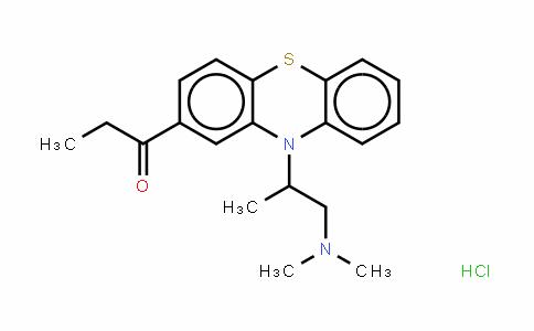 PROPIOMAZINE HYDROCHLORIDE