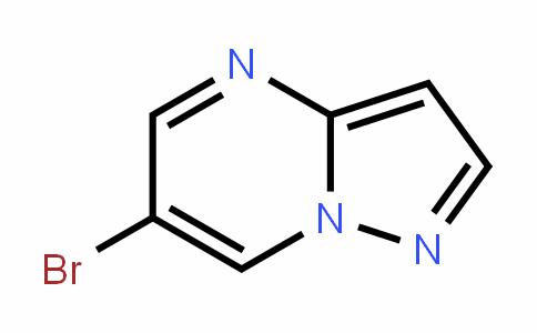 Pyrazolo[1,5-a]pyrimidine, 6-bromo-