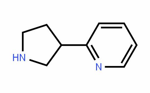 Pyridine, 2-(3-pyrrolidinyl)-