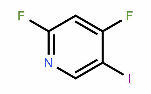 Pyridine, 2,4-difluoro-5-iodo-