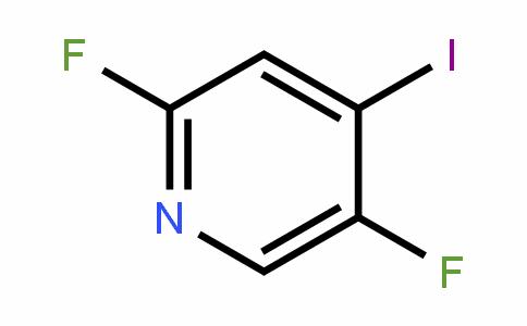 Pyridine, 2,5-difluoro-4-iodo-