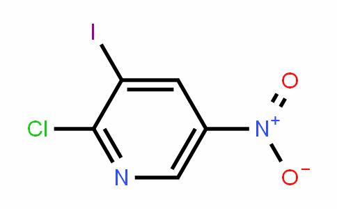 2-氯-3-碘-5-硝基吡啶