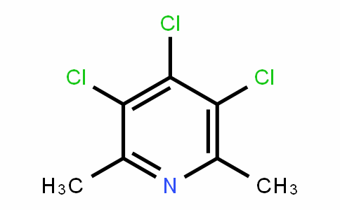Pyridine, 3,4,5-trichloro-2,6-dimethyl-