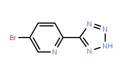 Pyridine, 5-bromo-2-(2H-tetrazol-5-yl)-