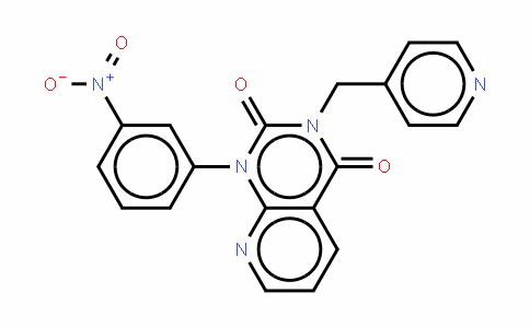 Pyrido[2,3-d]pyriMidine-2,4(1H,3H)-dione,1-(3-nitrophenyl)-3-(4-pyridinylMethyl)-