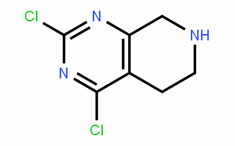 Pyrido[3,4-d]pyriMidine, 2,4-dichloro-5,6,7,8-tetrahydro-
