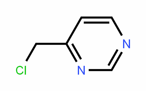 Pyrimidine, 4-(chloromethyl)-