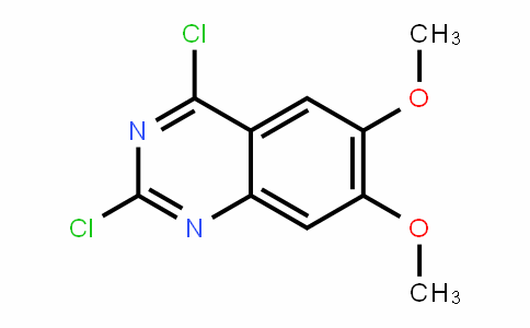 Quinazoline, 2,4-dichloro-6,7-dimethoxy-