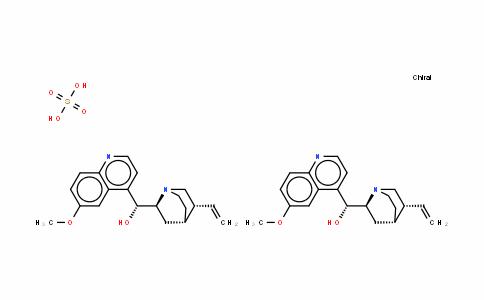 Quinine sulfate(2:1)