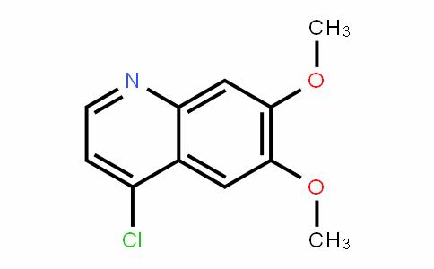 Quinoline, 4-chloro-6,7-diMethoxy-