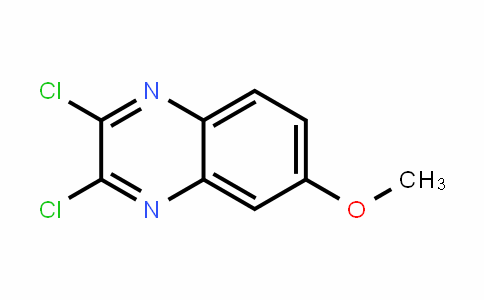 Quinoxaline, 2,3-dichloro-6-methoxy-
