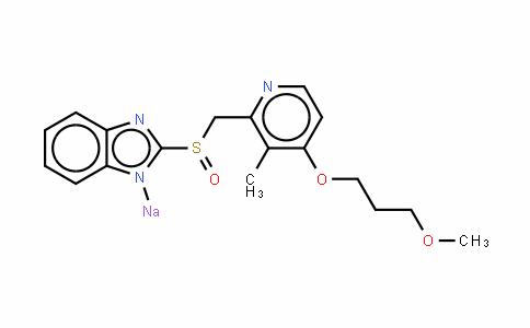Rabeprazole (sodium)