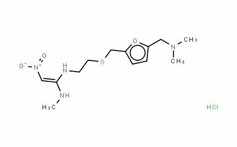 Ranitidine (hydrochloride)