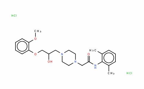 盐酸雷诺嗪