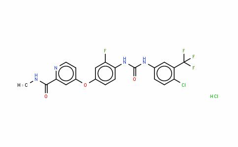 Regorafenib (Hydrochloride)