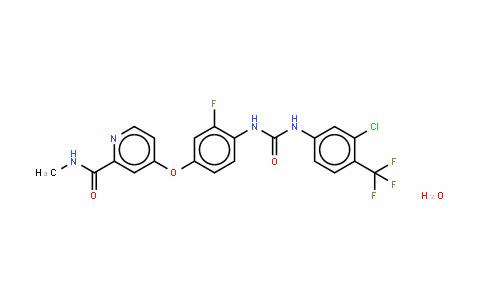 Regorafenib (monohydrate)