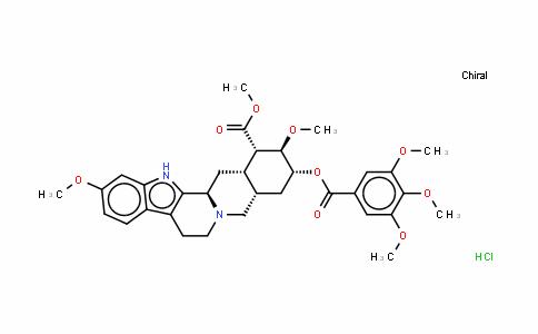 Reserpine (hydrochloride)