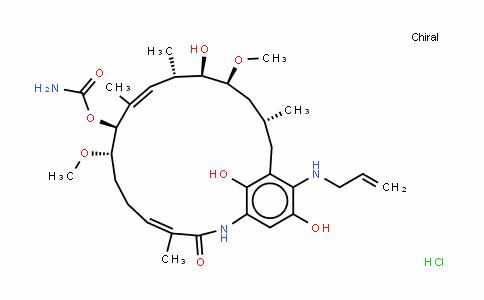 Retaspimycin (Hydrochloride)