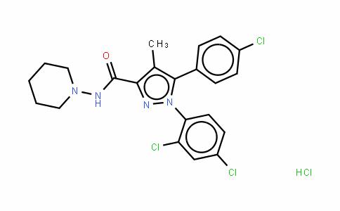 Rimonabant (Hydrochloride)