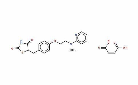 Rosiglitazone (maleate)