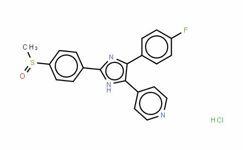 SB 203580 (hydrochloride)