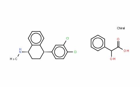 Sertraline (hydrochloride)