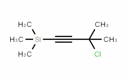 Silane, (3-chloro-3-methyl-1-butyn-1-yl)trimethyl-