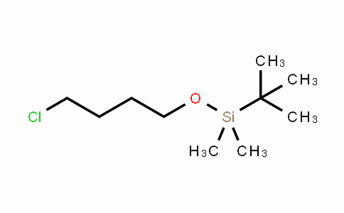 Silane, (4-chlorobutoxy)(1,1-diMethylethyl)diMethyl-