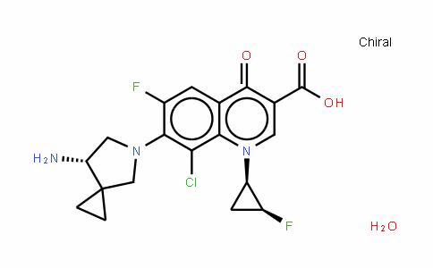 Sitafloxacin (Monohydrate)