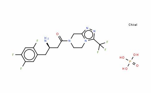Sitagliptin (phosphate)