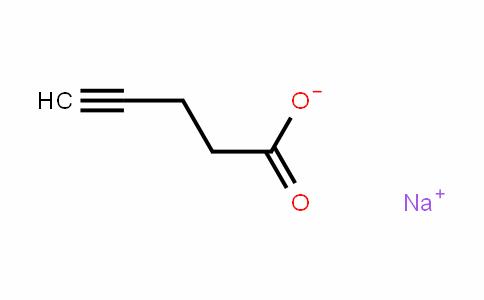 sodium 4-pentynoate