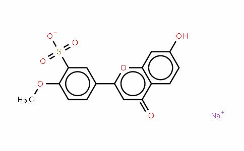 Sodium formononetin-3'-sulfonate