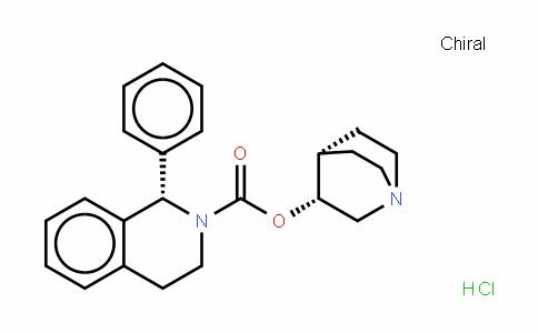Solifenacin (hydrochloride)