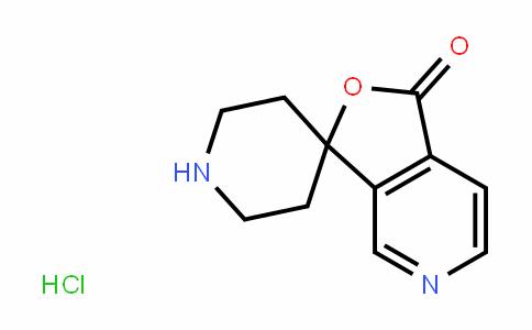 Spiro[furo[3,4-c]pyridine-3(1H),4'-piperidin]-1-one hydrochloride
