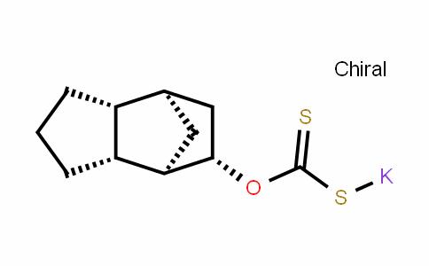 二硫代碳酸 rel-(-)-O-[(3aR,4R,5S,7R,7aR)-八氢-4,7-甲桥-1H-茚-5-基]酯钾盐