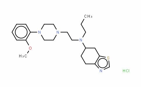[2-[4-(2-甲氧基苯基)哌嗪-1-基]乙基](丙基)(4,5,6,7-四氢苯并噻唑-6-基)胺