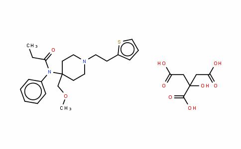Sufentanil (citrate)