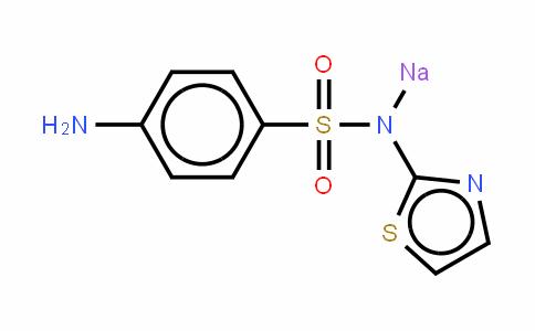 Sulfathiazole (sodium)