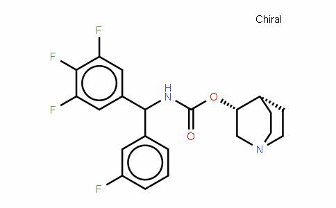 Tarafenacin (D-tartrate)
