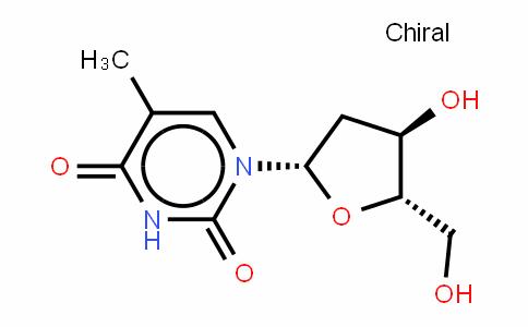 2-脱氧-L-胸苷