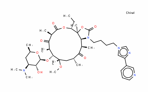 Telithromycin