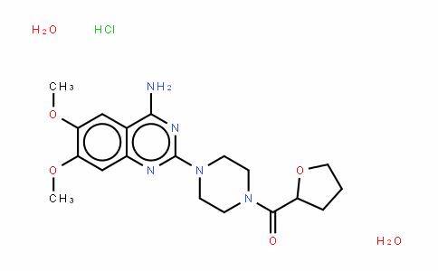 Terazosin (hydrochloride dihydrate)