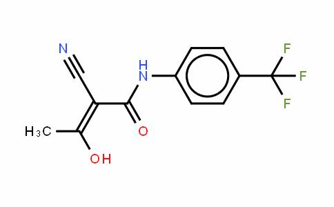 2-氰基-3-羟基-N-[4-(三氟甲基)苯基]-2-丁烯酰胺